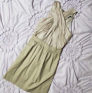Armani Exchange Elegant Shimmer Dress